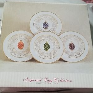 Formalities Imperial Egg Collection
